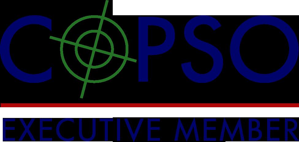 Copso Executive Member Logo